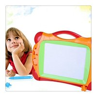 Wholesale 2016 Hot Magnetic Drawing Board Painting Color Children s Graffiti Early Childhood Educational Painting Board Toys Best Gift For Kid