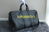 Wholesale Hot Sell women men s shoulder messenger bag Totes bags new Unisex Travel bag men women M41412 Duffel Bags biggest size x33x28cm