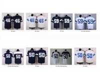 alfred blue - Men Elite Jerseys DAL Alfred Morris Sean Lee Anthony Hitchens Jersey WITH NAME Sports Wear Game Limited Free Drop Ship Mix Order