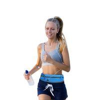 Wholesale Universal inch Waterproof Sports Running Waist Pocket Pouch Belt Case Bag For iPhone Plus Plus Samsung
