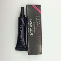 Wholesale 2016 HUDA beauty Eye Lash Glue White black Makeup Adhesive Waterproof Fast Drying False Eyelashes Lady makeup tool g