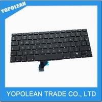 apple keyboard english - Brand New A1502 UK Keyboard For Apple Macbook Pro Retina UK English Keyboard Replacement Free Shiping