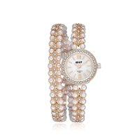 Dress alloy braclet - Women s Girl s Fashion Jewelry Braclet Watch Quartz Watches Clock Wristwatch KANINO Brand WHYYL0004 WHYYL0004 WHYYL0008
