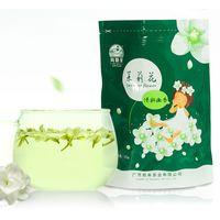 al por mayor jazmín seca-250g del té de la flor seca del jazmín del té de la flor del jazmín de la majada el té para la belleza y el cuidado médico FT-017