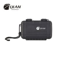 Cheap Wholesale-QIAN SAFETY Professional Impact ABS Plastic Sealed Storage Outdoor Waterproof Box Portable Tool Swimming Diving Case
