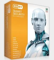 al por mayor computadora de los usuarios-ESET NOD32 Smart Security 10.0 9.0 3 años 1 usuario de software antivirus de ordenador genuinev10.0v9.0activation código