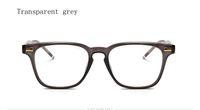 Wholesale Brand Design Retro Eyeware Men And Women Fashion Round colors Optical Computer Eye Glasses Frame