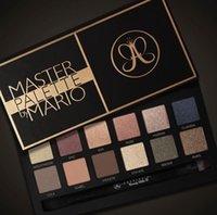 Wholesale New Women Eyeshadow Palette master palette by mario shades