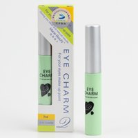 Wholesale wholsales New Fashion False Eyelash Double fold Eyelid Makeup Transparent Adhesive Glue party gif high quality factory pricet