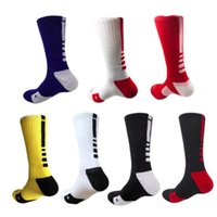 Wholesale Professional Soft Comfortable Breathable Fashion Women Men Unisex Thicken AthleticTowel Soft Cotton Socks Hot