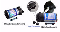 Wholesale 400 gallon Silent household water booster pump diaphragm pump