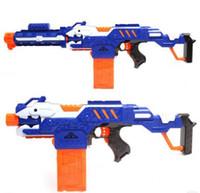 Wholesale Merry Christmas gift toy gun sniper rifle gun electric soft bullet toy gun for children boys style