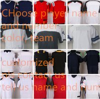 Wholesale Top quality tracksuits customized football jerseys outdoor sport shirt man Personalized Rugby jerseys all team Players jerseys