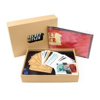 basketball card packs - SECRET HITLER Trump pack of cards board card game a hidden identity game for players english vision Kickstarter Edition