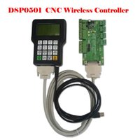 Wholesale CNC wireless channel for DIY CNC router DSP controller DSP handle remote English version CNC controller