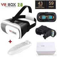 android versions - 30X HOT Google cardboard VR BOX II Version VR Virtual Reality D Glasses For inch Smartphone Bluetooth Controller A XY