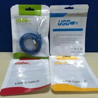 Cheap USB Zipper Retail Package Best Universal  USB Cable