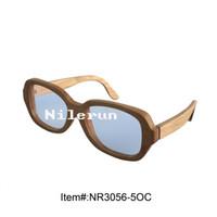 Wholesale fashion wood eyewear