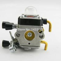 Wholesale carb pipe Carburetor Valve Bulb FIT STIHL FS38 FS45 FS46 FS55 FS75 FS76 FS80 FS85 Carb Chainsaw fit ZAMA C1Q S157 C1Q S69A