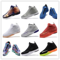 basketball icons - Zoom Kobe Icon MENS basketball shoes red white red blue hot online cheap sale boy sneakers quality