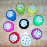Cheap 2 mini Bluetooth Speaker Best Universal Computer Mushroom Speakers