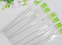 Wholesale Stainless steel milk bottle brush wire cleaning brush straws milk bottle cleaning brush