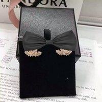 Wholesale European and American fashion temperament elegant high quality super flash women dress skirt joker stud earrings