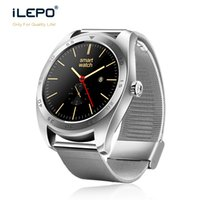 best life fitness - Best value smart gear watch for android IPS round screen Bluetooth V4 life water proof smart watch