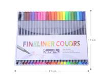best red paint - PrettyBaby fineliners pens colors pastel set best quality colorful marker pens arts painting pencils fiber tip pen children pens mm