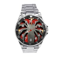 amazing digital watches - The Amazing Spider Man Diy Watch Casual stainless steel Watches Analog Quartz Movement Wrist Watch AG