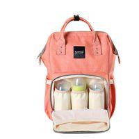 Wholesale Multi function Mammy Bags Large Capacity Mother Backpack Baby Bag Maternity Nursing Diaper Bag Shoulder Bags