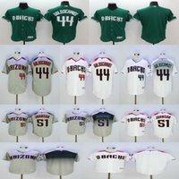 best randy - Arizona Diamondbacks Jersey Mens Paul Goldschmidt Randy Johnson Baseball Jersey Accept Mixed Orders Best Quality