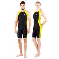 arena suits - Swimsuit Swimwear Women Arena Swimming One Piece Suits Swimsuits Competitive Shark Swim Suit Plus Size Bathing Suit Men Bodysuit