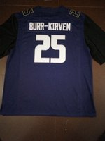 Wholesale Men Washington Huskies Ben Burr Kirven Replica Jersey