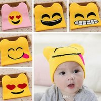 Cheap Girl Baby Winter Beanie Best Winter Crochet Hats Earflap