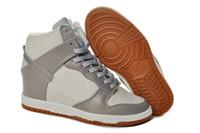 anti static rubber - Women air revolution sky hi height increasing shoes women s dunk sky hi sneakers walking jogger Shoes