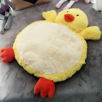 Wholesale Duck Frog Dog Sheep Funny Anmail Modelling Of Pet Pad Baby Blanket Children Birthday Gift