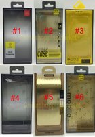Wholesale Universal Fashion Retail package box bag For hybrid camo cambo TPU silicom case For iphone plus samsung cellphone