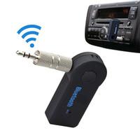 Kit mains libres Bluetooth kit audio sans fil 3,5 mm Bluetooth EDUP V 3.0 musique Transmetteur avec micro boîte de détail