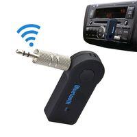 Kit voiture mains libres Bluetooth 3.5mm sans fil Récepteur de musique audio Bluetooth EDUP V 3.0 musique Transmetteur avec micro-magasin