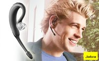 Wholesale Genuine Wave BT3040 Wireless Bluetooth Headset Wind Noise Reduction Black FOR JABRA
