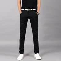 Wholesale Mens Designer Trousers Chinos Stretch Skinny Slim Fit Jeans All Waist Sizes Holt