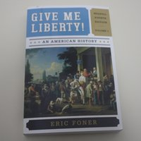 Wholesale New Give Me Liberty An American History th Edition ISBN Ship in hours