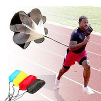 Wholesale New Arrive Speed Training Resistance Parachute Running Chute Speed Chute Running Umbrella OTH310