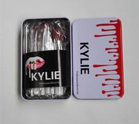 Wholesale 2017 New KYLIE Makeup Brushes KYLIE Set Foundation Brush Eye Shadow Brush Set Cosmetic Tool