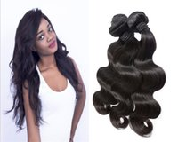 Wholesale Brazilian Hair Body Wave Hair Weaves A Great Quality Peruvian Malaysian Indian Cambodian Hair Weft