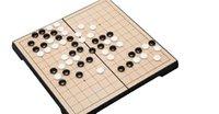 Wholesale 13 road go gobang folding magnetic chess Children s educational toys