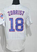 Wholesale CUBS ZOBRIST Baseball Jerseys TOPS mens ARRIETA Baseball Jersey discount cheap RIZZO Baseball Wear ball clothing Wear