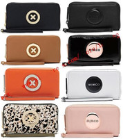 bag technology - Free MIMCO female classical and fashion leather hardware RRP229MIMCO black supernatural MIMCO mim bag zipper golden postal technology purse