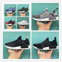 athletic wear for men - 2017 new high quality original nmd R1 running shoes for man woman wear cheap nmd XR1 Ultra Boost sneaker shoes runner R1 PK athletic